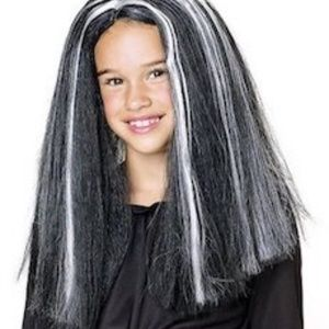 Paper Magic Group Glo-Streaks Witch Wig
